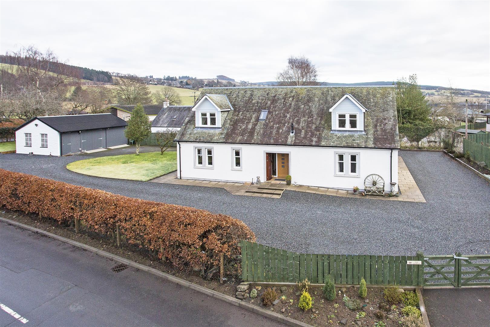 Tigh Chladdich, 58, West Moulin Road, Pitlochry, Perthshire, PH16 5EQ, UK